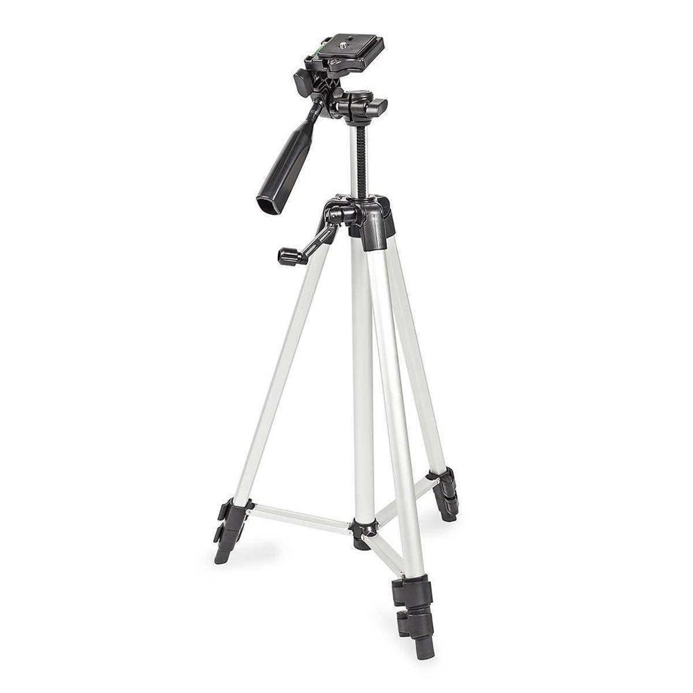 Tripé P/ Máquina Fotográfica/Filmar Em Alumínio Nedis