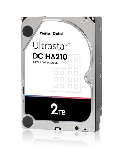 HGST - ULTRASTAR 7K2 2TB SATA T 3.5IN 128MB 7200RPM SE