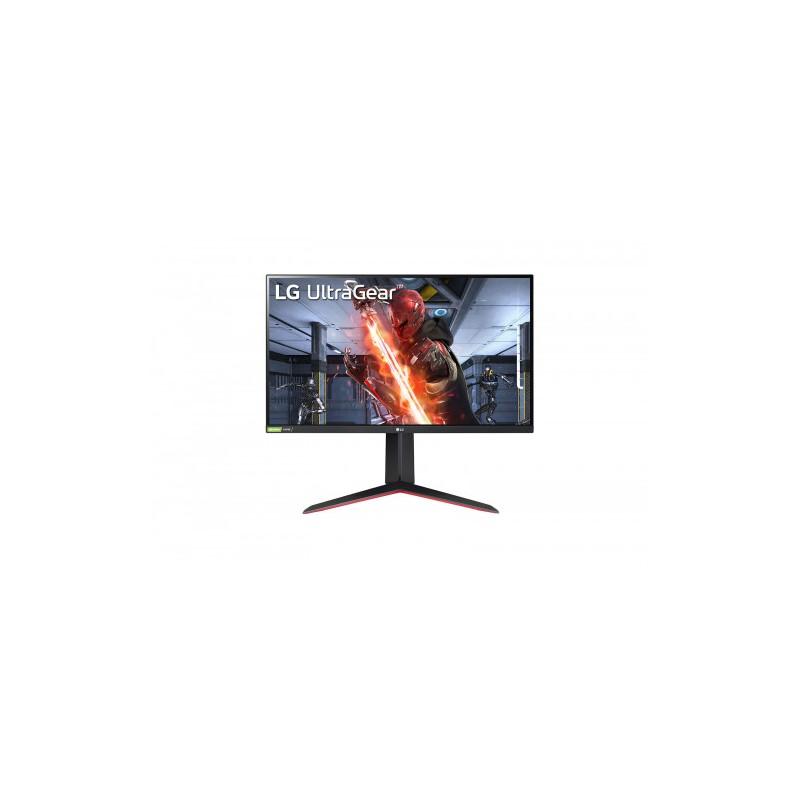 LG - Monitor 27 27GN650 UltraGear Gaming